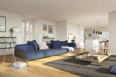 FINN – Kolbotn Hage - Ny og spektakulær toppleilighet med store terrassearealer, 360 grader