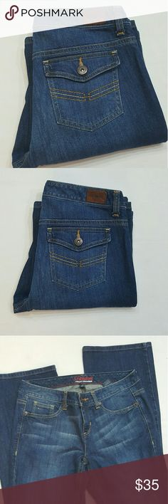 MENS- Tommy Hilfiger Jeans Tommy Hilfiger dark denim jeans in perfect condition like new barely used.  Inseam 31in Tommy Hilfiger Jeans