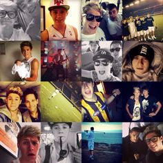 I fell in love with the first pic<3 Ash and Nialler