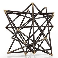 $50 Intersecting Pyramids | Z Gallerie