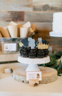 Don't let the title make you think of monsters and scary forests, this Where the Wild Things Are baby shower takes an elegant (but still fun!) approach to the theme based on the popular children's book.