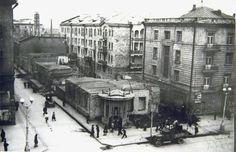 Ամիրյան փողոց. 1950-ականներ