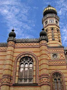 Great / Central Synagogue (Nagy Zsinagoga): Central Synagogue, Budapest