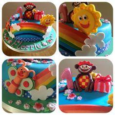 BabyTV Cake