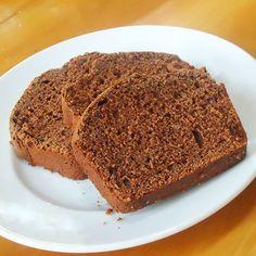 One Perfect Bite: Cocoa Tea Cake