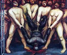 David Alfaro Siqueiros: expressions of strength and freedom | Collective Culture - Collective Culture