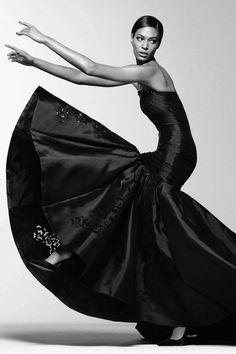 Joan Smalls for WSJ Magazine, November 2014 Photographed by: Daniel Jackson