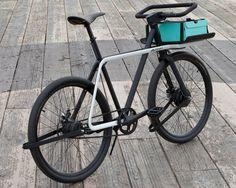 """The Bike Design Project, mettra en concurrence 5 villes, 5 équipes, 5 projets afin d'imaginer le vélo urbain de demain, """"The Ultimate Urban Utility Bike"""". #design #concept"""