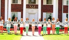 21 Awesome Conversation Starters to Use During Sorority Rush