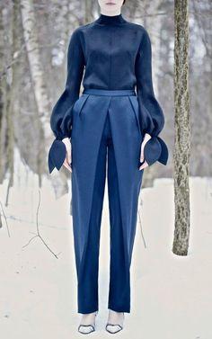 Vika Gazinskaya Fall 2013 - pants