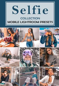3 Lightroom Presets - Selfie - presets bundle or lightroom bundle Family Picture Outfits, Family Photos, Photography Editing, Portrait Photography, Photography Filters, Lightroom Effects, Professional Lightroom Presets, Lightroom Tutorial, Photo Retouching