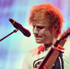 Love him on stage! From jingleball Ginger Boy, American Teen, Five Guys, Red Tour, Lego House, Great British, My Prince, Ed Sheeran, Fan Girl