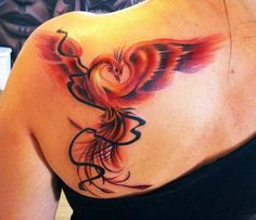 Phoenix Tattoo - Check the newest tattoo designs Phoenix Tattoo - Test the latest tattoo designs Phoenix Tattoo - Test the latest tattoo designs Cool Tattoos For Guys, Great Tattoos, Unique Tattoos, Beautiful Tattoos, New Tattoos, Body Art Tattoos, Tattoo Test, Phönix Tattoo, Cover Tattoo