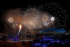 Открытие 22-ой зимней олимпиады в Сочи2014. Как Вам?