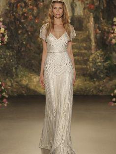 Lace A Line Bohemian Beach Wedding Dress Bridal Gown Custom 6 8 10 12 14 16 18