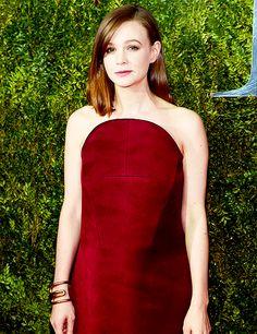 Carey Mulligan - 2015 Tony Awards #redcarpet