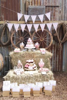 Little Big Company | The Blog: A Pink Pony Party by The Inspired Occasion