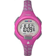 Timex Women's Resin and Digital Ironman Watch