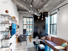 WME/IMG's Office by the Rockwell Group Lets Talent Shine