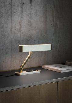 Colt Table Lamp – mooielight Tiffany Lamps, Mid Century Style, Light Table, Desk Lamp, Table Lamps, Light Decorations, Lighting Design, Floor Lamp, Light Fixtures
