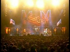 Judas Priest performing You've Got Another Thing Comin' live in 2005, at Budokan, Tokyo. (Concert DVD: Judas Priest - Rising In The East)    Vocals: Rob Halford  Guitars: Glenn Tipton  Guitars: K.K. Downing  Bass: Ian Hill  Drums: Scott Travis    Hail Priest!