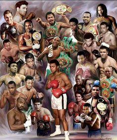 Boxing giants
