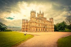 Went for a moody edit in this photo of a little girl scurrying across the grounds of Highclere Castle (set of Downton Abbey) on this very cold Spring day. I would have loved exploring this place as a child...    #ukphotographycommunity +UK Photography Community  #landscapephotography +Landscape Photography +Margaret Tompkins +