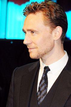 Tom's profile.