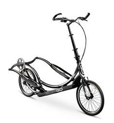 Das ElliptiGO 11R in schwarz ist unser Hochleistungsmodell für das elliptische Training, mit dem du höchste Trainingsergebnisse erzielen kannst. Die Fahrweise des 11R ist eine Kombination aus Laufen, Fahrradfahren sowie dem Training an einem Crosstrainer und ist hierdurch perfekt für ein effektives Ganzkörper-Training geeignet. #elliptigo #fahrrad #bike #crosstrainer #fahrradliebe #bikelife