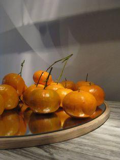 un toque de color con fruta