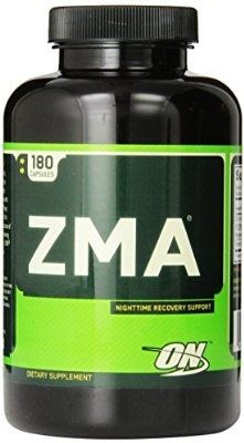 Optimum Nutrition ZMA, 180 Capsules - For Sale