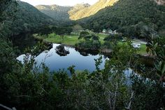 In the heart of the Garden Route in Wilderness, rivers, lakes and white sandy beaches set the mood for a perfect escape.