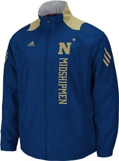 Buying Naval Academy Navy Midshipmen adidas Midweight Full Zip Performance Scorch Jacket (Medium) On Sale - http://buynowbestdeal.com/36842/buying-naval-academy-navy-midshipmen-adidas-midweight-full-zip-performance-scorch-jacket-medium-on-sale/?utm_source=PN&utm_medium=pinterest&utm_campaign=SNAP%2Bfrom%2BCollege+Memorabilia%2C+NCAA+Sports+Memorabilia - adidas, College Apparel, College Gear, College Shop, Jackets, NCAA, NCAA Fan Shop, Ncaa Sports Souvenirs, NCAAJackets