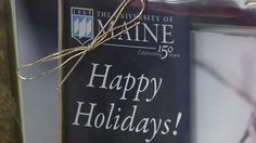 """Shameful! University of Maine System Responds to Email Forbidding Religious Holiday Decorations on Orono Campus. """"Some UMaine staff got an email Monday expressly forbidding Christmas trees, wreaths, Christmas presents, Menorahs or candy canes to be used as decorations in any public areas."""""""