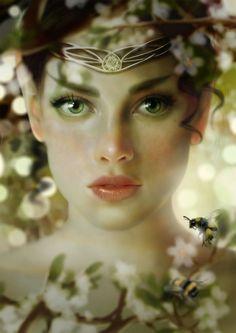 Arte Digital y Belleza Femenina de Sue Marino | notodoanimacion.es