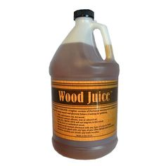 Preservation Solutions' Wood Juice is a specially formulated product for treating dry or semi-dry wood to prevent future checking, cracking and warping. Wood Juice will provide more stability to the wood. It was developed to compensate for the difference in lower moisture content of the drier wood. Whereas, Pentacryl™is formulated to stabilize green or fresh
