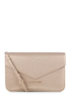 Lancaster Paris Adeline Small Leather Clutch