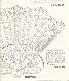 Kira scheme crochet: Scheme crochet no. 1902