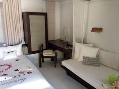 Villa #9 Bedroom at Sala Resort, Koh Samui