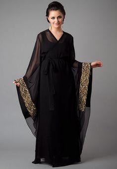 Beautiful Abaya Designs 2015 for Girls