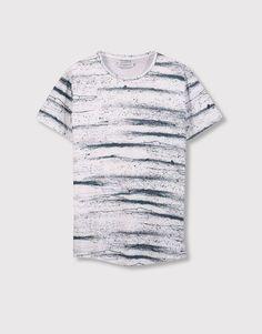 1a07ab92afc Cotton T shirt MOQ 80 pcs per color Pull And Bear Men
