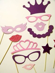 Bridal Shower Photo Booth Props Free Printable
