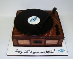 Cake idea for the man's 40th
