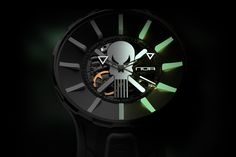 Jacob & Co. The Ghost Timepiece