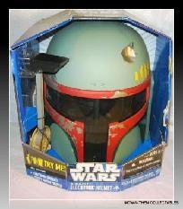 Boba Fett Electronic Talking Helmet  $40.00