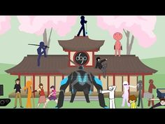 The Dojo Collab 2 - The Great Journey - YouTube