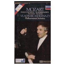 Mozart Piano Concertos No. 12, K414 & No. 13, K415 by Vladimir Ashkenazy from Decca