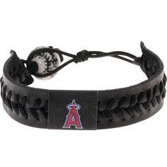 Los Angeles Angels of Anaheim Black Tonal Bracelet, $9.99 http://shareasale.com/m-pr.cfm?merchantid=62865&userid=646297&productid=641922761&afftrack=