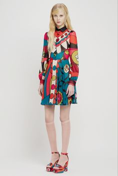 Red Valentino - Pre-Fall 2015 - Look 24 of 42
