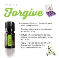 doTERRA's Forgive essential oil blend available here http://www.mydoterra.com/bengstonoil/#/